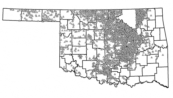 Oklahoma to release next plan on injection wells