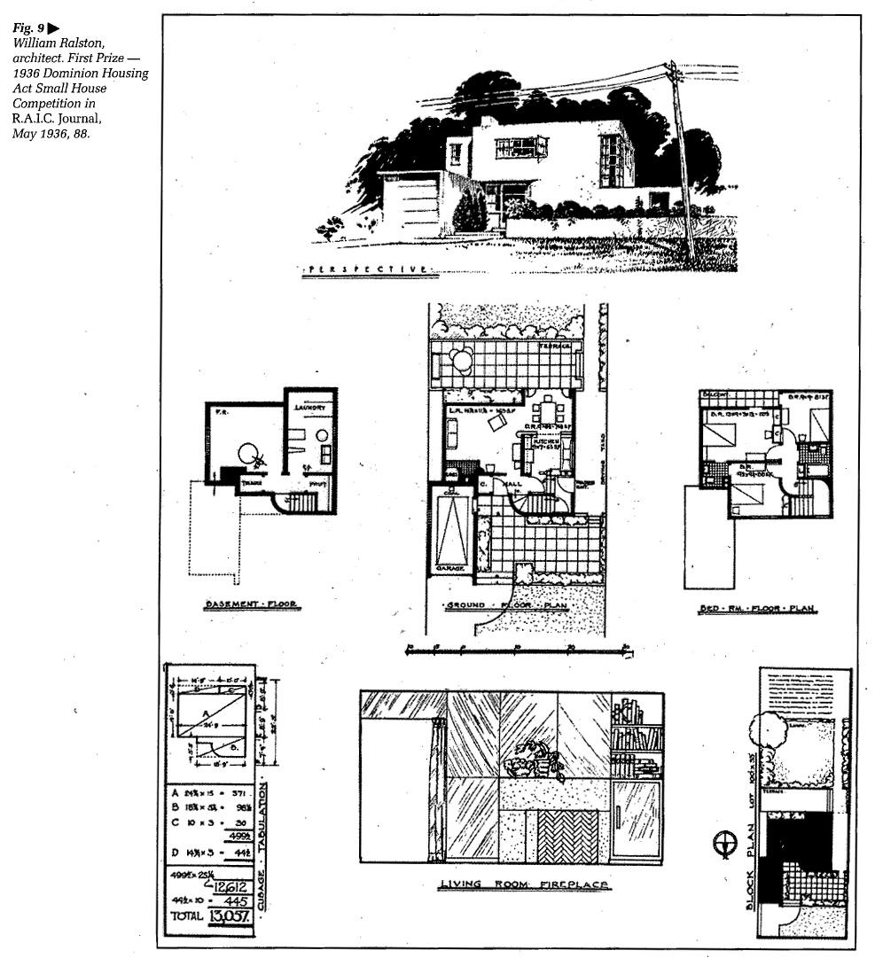 Machines in Suburban Gardens: The 1936 T. Eaton Company