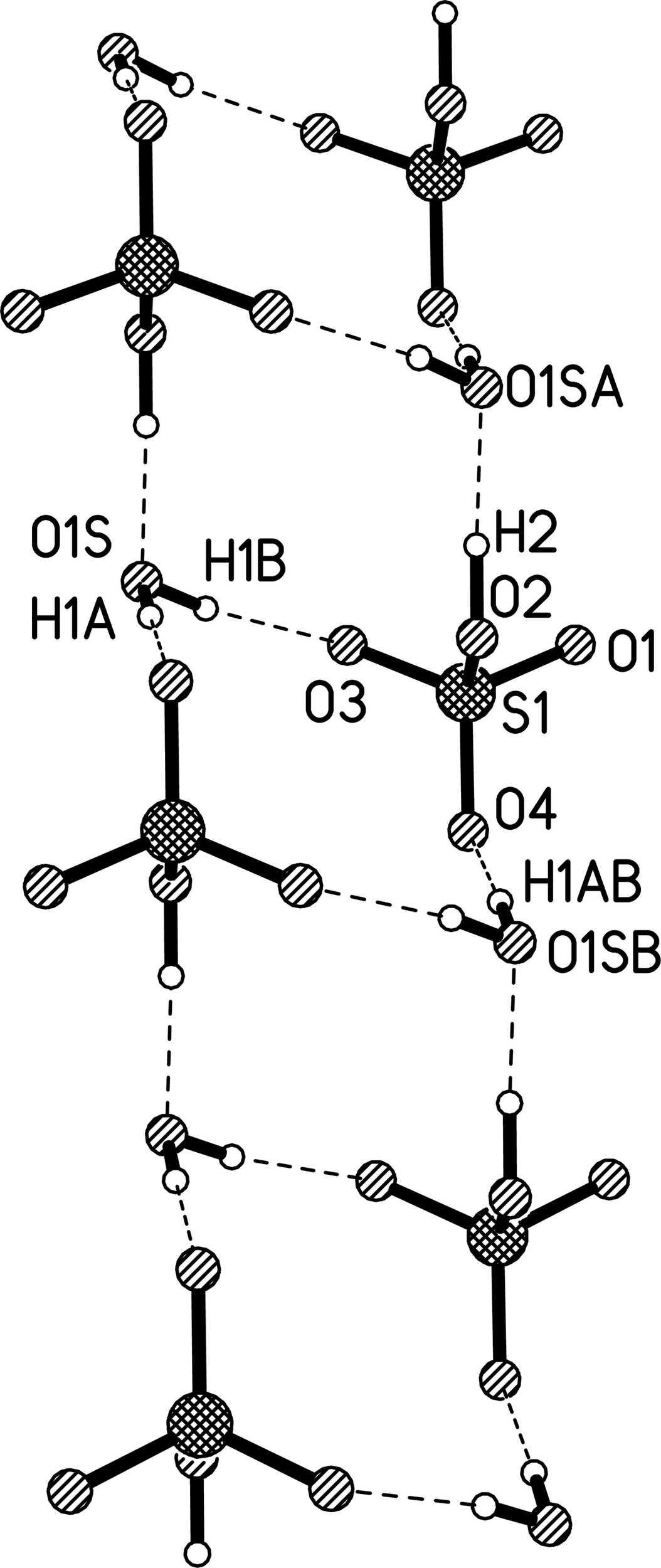 Iucr Phenazin 5 Ium Hydrogen Sulfate Monohydrate