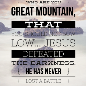 Never Lost - Jesus