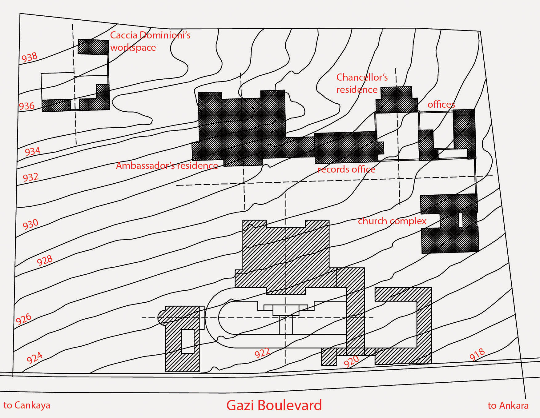 hight resolution of plumbing diagram two tale residence story wiring diagram view paolo caccia dominioni s work for the italian