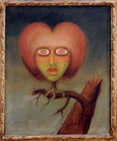 fig. 2 Victor Brauner, Chimère, 1939, huile sur toile.