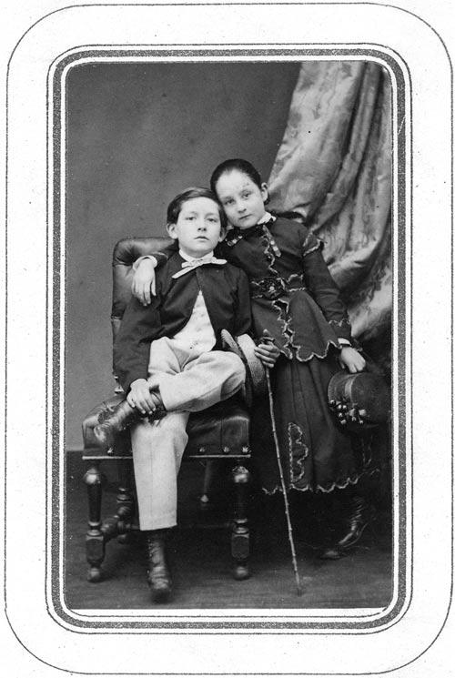 L'atelier Des Photographes Lyon : l'atelier, photographes, Bourgeoisie, Portrait, Albums, Familiaux, Photographies, Années, 1860-1914