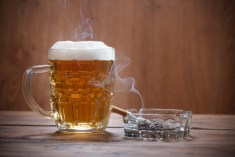 Alcohol and tobacco are 2 of the biggest risk factors for pancreatic disease.