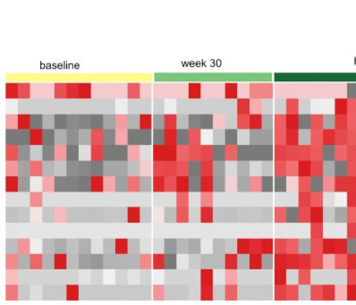 How Is The Intestinal Microbiome Altered in Patients With IBD and Does it Change During Therapy?