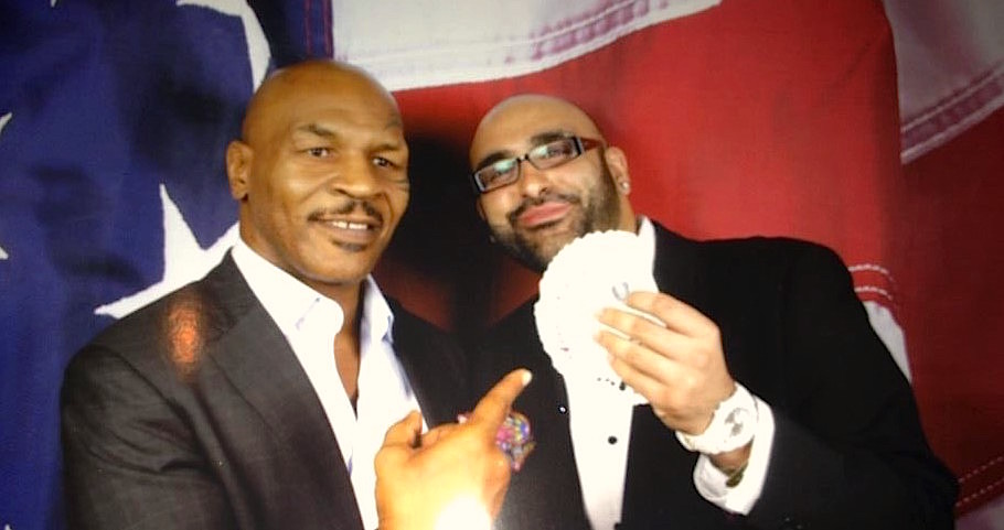 MagicAmit & Mike Tyson