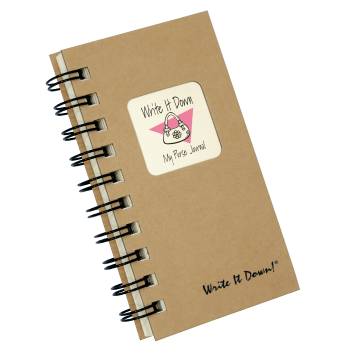 Write It Down My Purse Journal