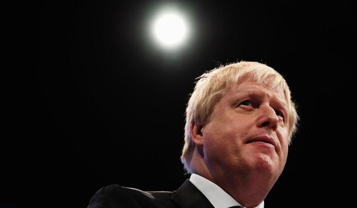Boris Johnson UK Tax