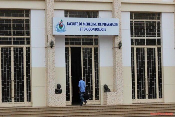 La Faculté de Médecine de Pharmacie et d'Odontologie