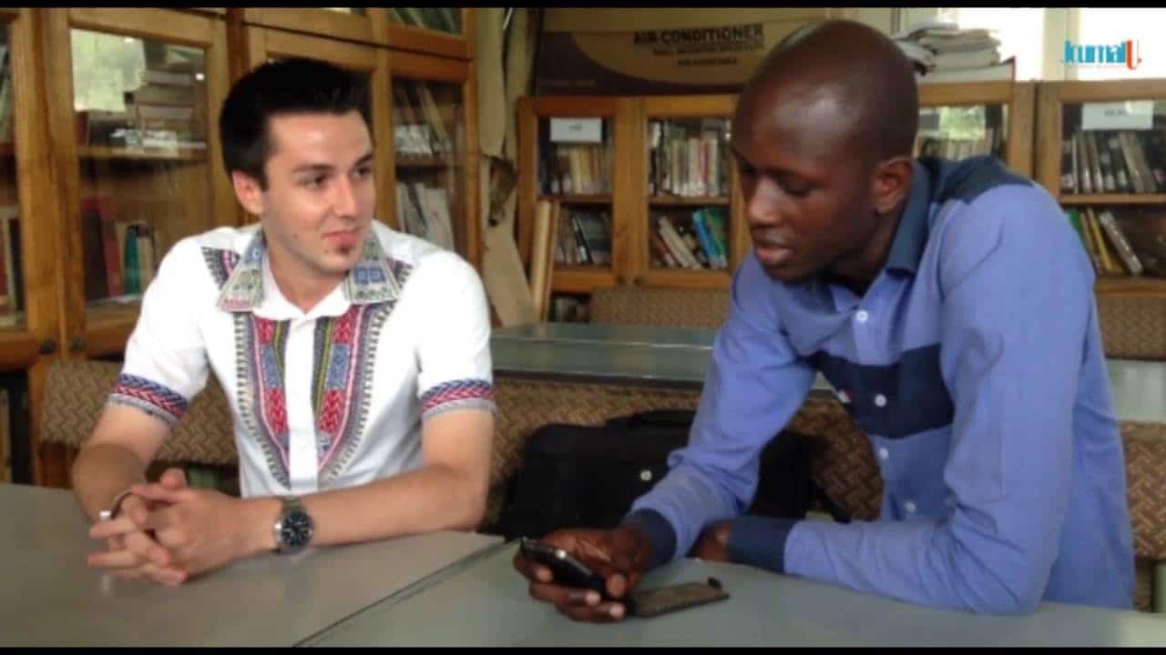 Un étudiant français à l'UCAD : il s'inscrit et obtient sa Licence en Histoire