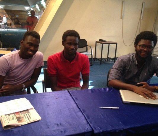 étudiants de l'UCAD créent foirebi pour la FIDAK 2016