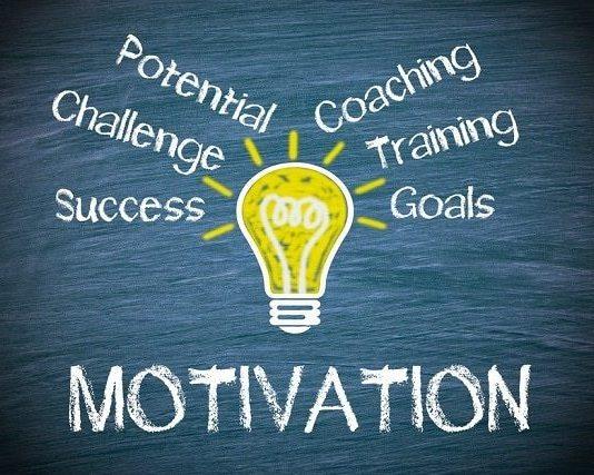 La motivation pour réussir dans la vie