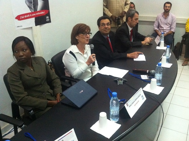 HCR atelier sur l'apatridie et le droit à la nationalité