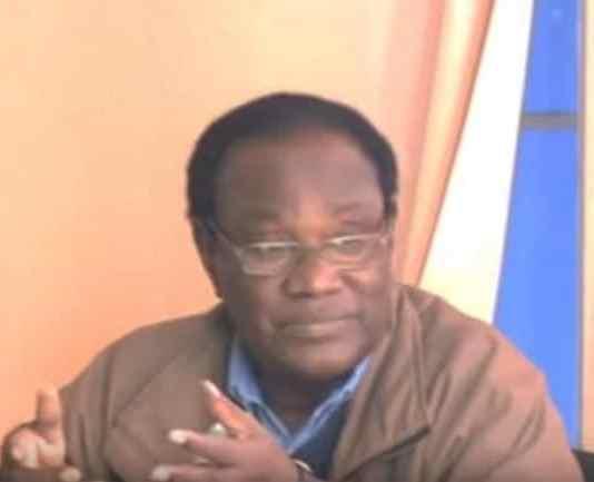 UCAD professeur Bassirou Dieng