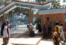 système biométrique dans les universités kenyanes
