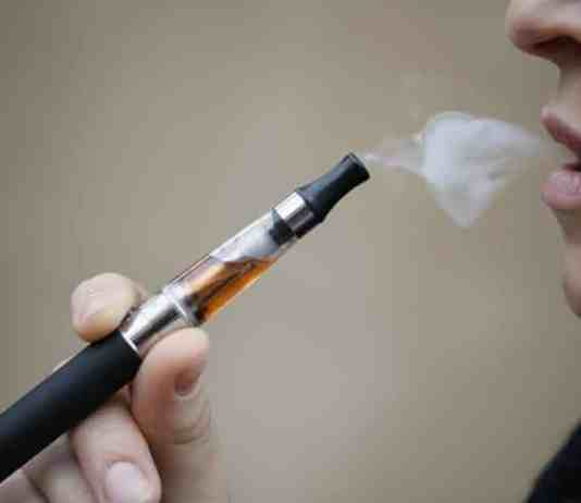 cigarette électronique peut entrainer certaines maladies pulmonaires