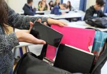 Interdiction des téléphones portables dans les écoles et collèges