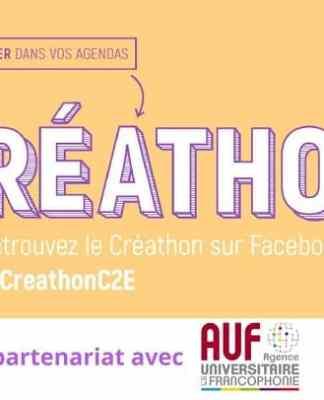 Créathon 2018/Concours CRÉATHON 2018