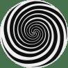 Spinning Hypnotic Spiral