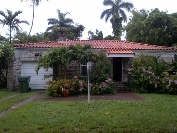My House in Miami for 2 months of my stay