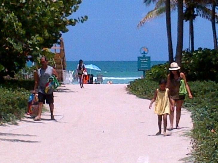 Sunny Isles Beach Entrance, Aventura, Miami