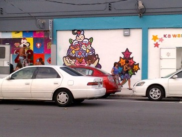 Wynwood Artwalk, Wynwood, Miami 1