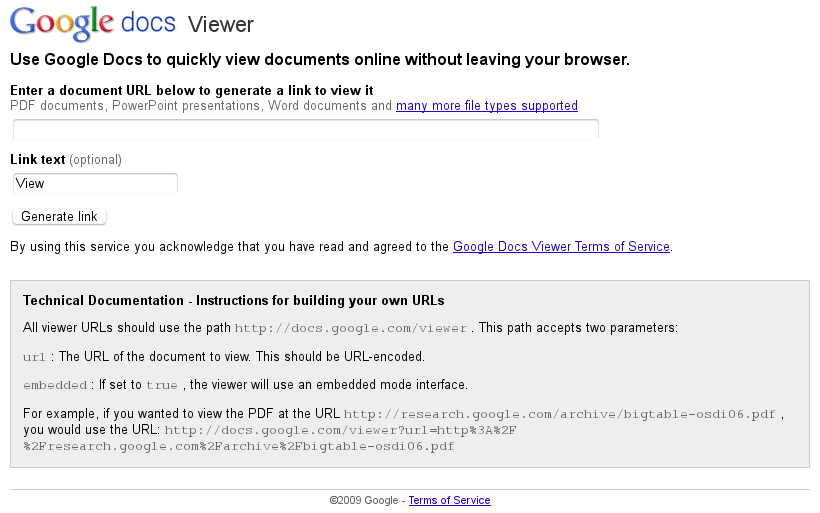 Embed-Docs-With-Google-Docs-Viewer