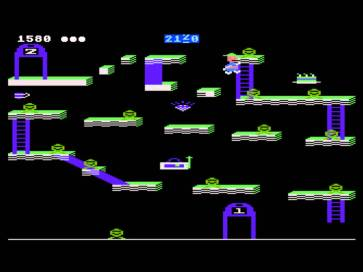 Miner 2049er Atari 800