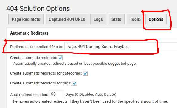 Select your custom 404 Page template in the Options page of 404 Solution.