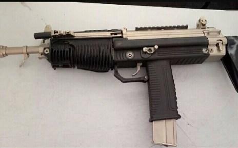 DRDO carbine gun