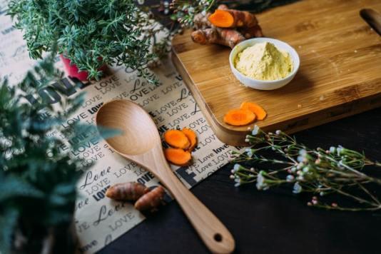 Immunity boosting food ; Tumeric