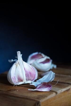 Immunity boosting food ; Garlic cloves