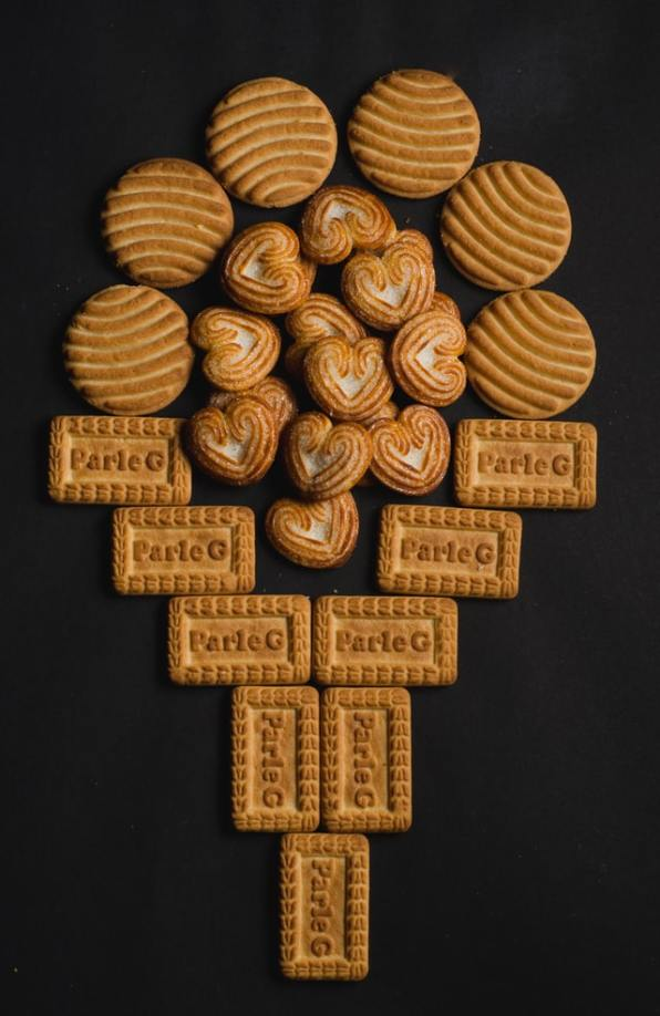 Britannia biscuits, iron-fortified food
