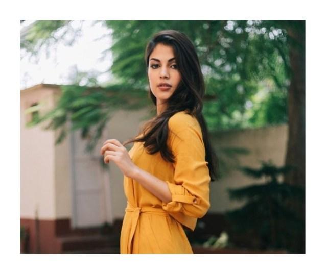 Rhea Chakraborthy Net Worth