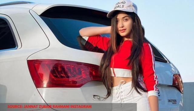 Jannat Zubair Net Worth