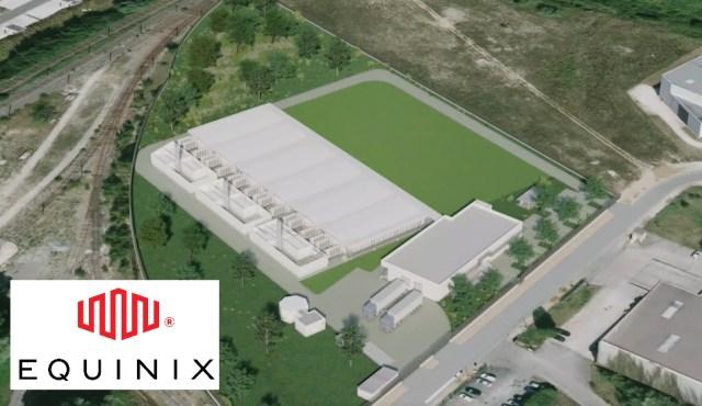 Equinix – Présentation du datacenter BX1