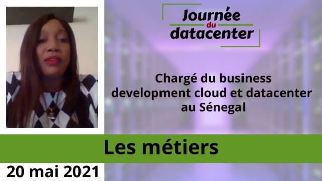 Chargé du business development cloud et datacenter au Sénegal