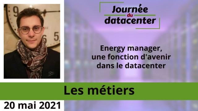 Energy manager, une fonction d'avenir dans le datacenter