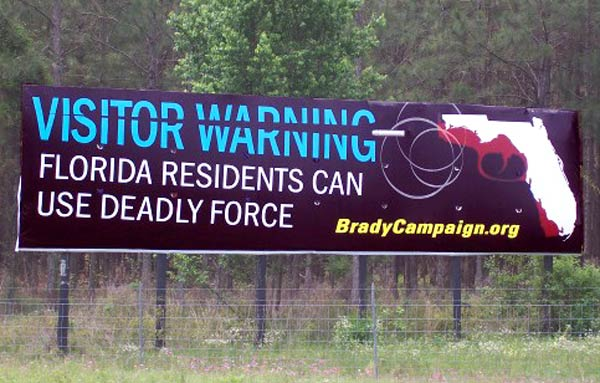 Florida's Stand Your Ground Law: A Solution Without A Problem