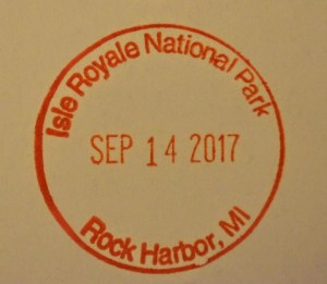 ISRO-NP-Stamp-300x261 Isle Royale National Park: Lake Front Seclusion