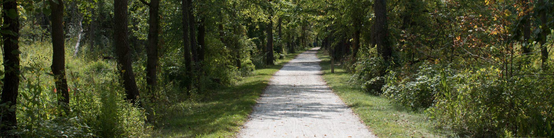 Towpath Trail Cuyahoga National Park