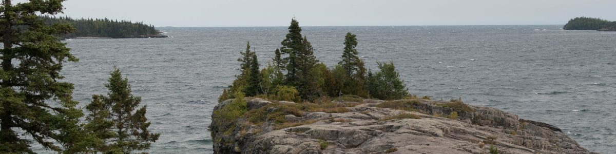 Isle Royale National Park: Lake Front Seclusion