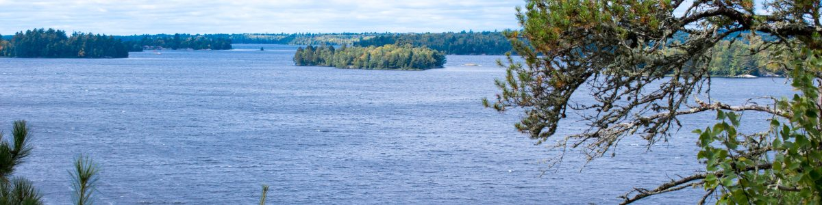 Voyageurs National Park: Lake Paradise