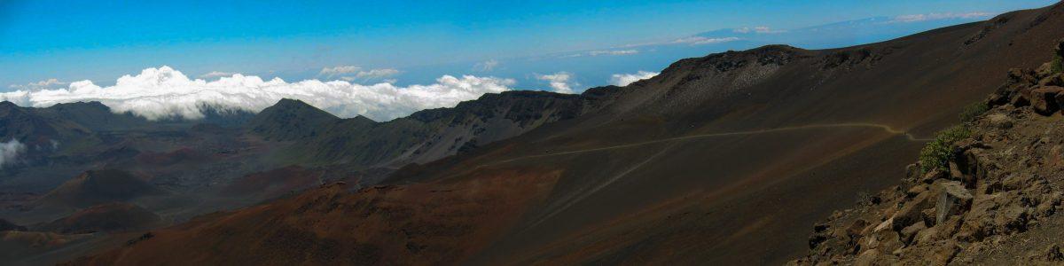 Haleakala National Park: Alien Landscape