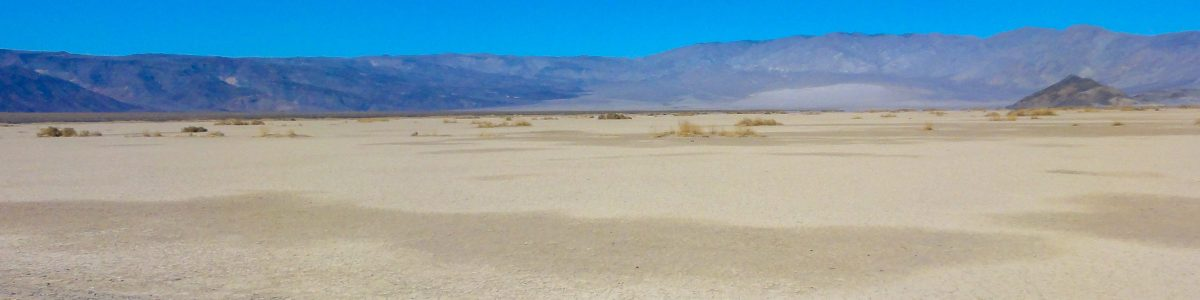 Death Valley National Park: Desolate but So Much More