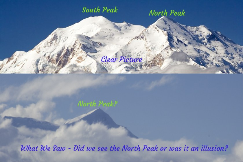 Denali-Peak-Compare Denali National Park: Tallest Peak in USA and Great Wildlife