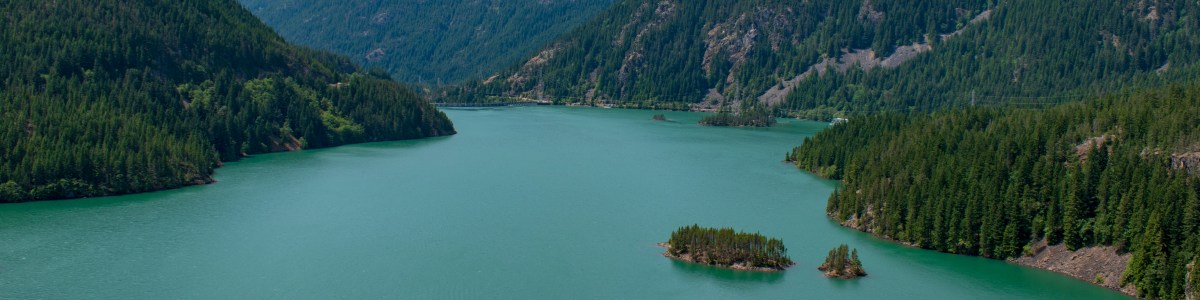 North Cascades National Park: Few Official Visitors But So Much to See