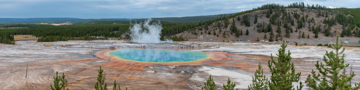 Yellowstone National Park: The Best Park (Part 1)
