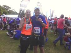 claire marathon 29.09.13