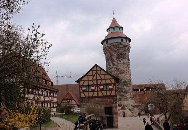 Nuremberg Journey Globe
